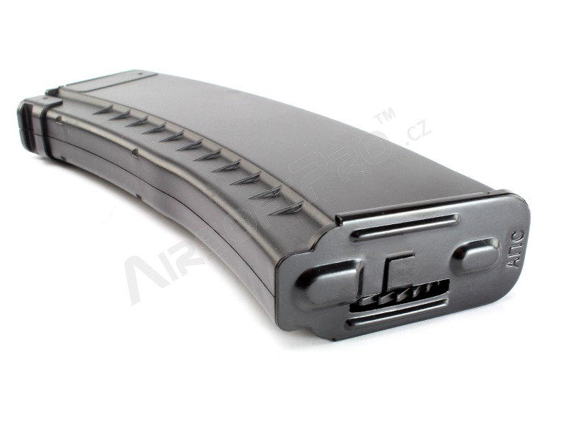 500 rounds magazine for AK- black [APS]