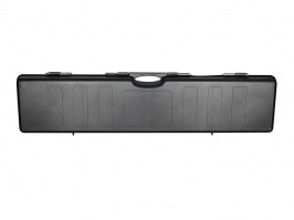 Plastic rifle hard case 135cm - black [UFC]