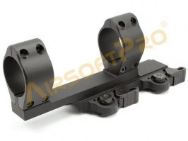 Tactical style 30mm SPR Q.D. double scope mount [CYMA]