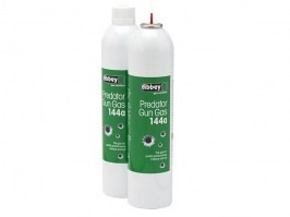 Predator 144a gas bottle (700 ml) [Abbey]
