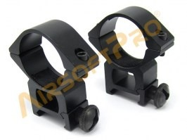 30mm mount rings - high [A.C.M.]