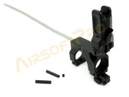 Front folding Knight's sight for M4/M16 - black [A.C.M.]