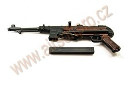 MP40 (MP007A) - imitation of bakelite [AGM]