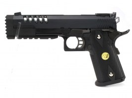 Airsoft pistol HI-CAPA 5.2 Type K - full metal, blowback [WE]