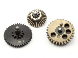 CNC Super high torque-up gear set 32:1 [AirsoftPro]