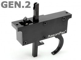 CNC trigger set for L96 rifles MB01,04,05,08,14..., Gen.2 [AirsoftPro]