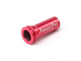 DOUBLE sealing aluminium nozzle for AK - 20,8 mm, Long [AirsoftPro]