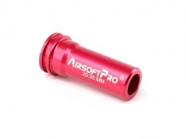 DOUBLE sealing aluminium nozzle for MP5 - 20,35 mm [AirsoftPro]