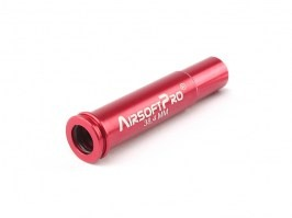 DOUBLE sealing aluminium nozzle for SCAR-H - 38,4 mm [AirsoftPro]