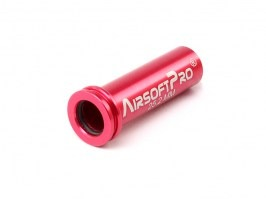 Sealing aluminium nozzle for G36 - 25,2 mm, long [AirsoftPro]