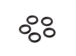 Set of rubber seals for AirsoftPro Hop-Up chambers [AirsoftPro]
