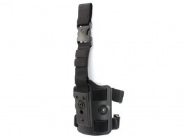 Drop Leg Platform for Amomax holsters - Black [Amomax]
