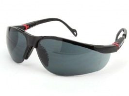 Protective glasses M1100 - smoke grey [Ardon]