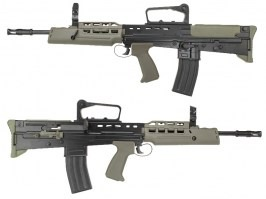 Full metal assault rifle L85A2 [Ares/Amoeba]