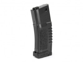 Mid-Cap 140 rds S CLASS ABS Magazine for M4 AEG - Black [Ares/Amoeba]
