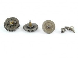 Gear set with pinion and antireversal latch for ARMY L85 (R85) [Army]