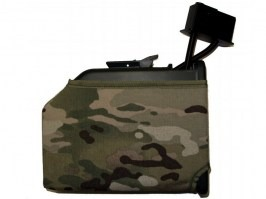 M249 ammo box camouflage cover - Multicam [AS-Tex]