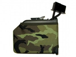M249 ammo box camouflage cover - vz.95 [AS-Tex]