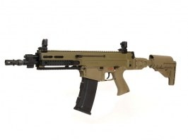 Airsoft rifle CZ 805 BREN A2  with MOSFET - Desert [ASG]