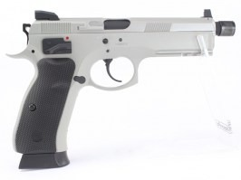 Airsoft pistol CZ 75 SP-01 SHADOW Urban Grey - CO2, blowback, metal slide [ASG]