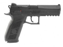 Airsoft pistol CZ P-09 Black, Gas blowback [ASG]