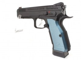 Airsoft pistol CZ SHADOW 2 - CO2, blowback, full metal [ASG]
