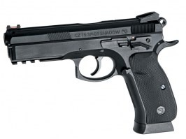Airsoft pistol CZ SP-01 SHADOW - manual [ASG]