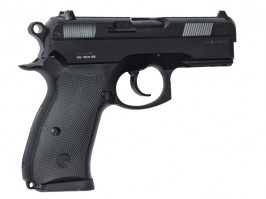 Airsoft pistol CZ 75D Compact - manual [ASG]