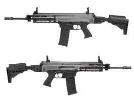 Airsoft rifle CZ 805 BREN A1 DT, Mosfet - Grey [ASG]