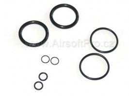 Spare o-rings for inner air system [AirsoftPro]
