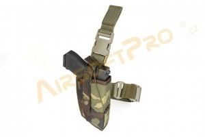 Drop Leg holster with double lock Gen.2 - vz.95 [AS-Tex]