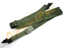 Battle padded two point sling - green [AS-Tex]