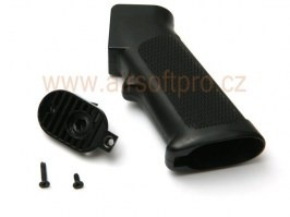 Pistol Grip with back plate for M4/M16 [Shooter]