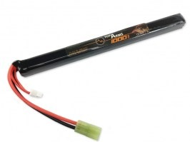 Battery Li-Po 11.1V 1000mAh 20/35C - AK Mini Stick [TopArms]