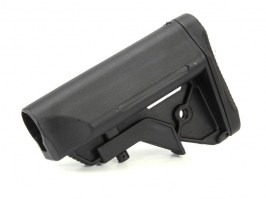 AM Style battery stock for M4 series - black [Big Dragon]