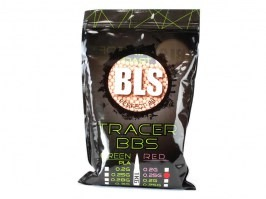 Illuminated BLS Tracer BBs 0,25g 4000pcs - red [BLS]