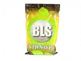 Airsoft BBs  BLS BIO Perfect 0,25g 4000pcs - white [BLS]