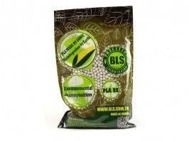 Airsoft BBs BLS BIO Perfect 0,28g 3500pcs - white [BLS]