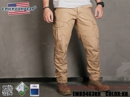 Blue Label Ergonomic Fit Long trousers - Khaki [EmersonGear]