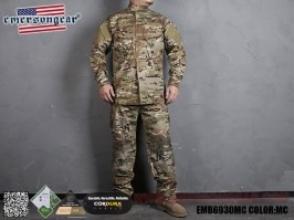 BLUE Label Field Tactical R6 uniform set - Multicam [EmersonGear]