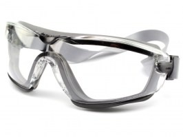 Safety glasses COBRA TPR Platinum (COBTPRPSI) grey - clear [Bollé]