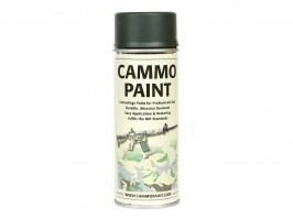 Cammo paint - Dark green (RAL 6031) [Glomex]