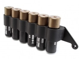 6 hole ammo holder for shotguns [CYMA]