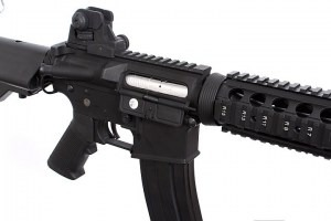 Airsoft rifle M4 CQB - full metal (CM002) [CYMA]