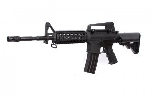 Airsoft rifle M4 R.I.S - full metal (CM007) [CYMA]