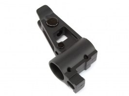 AK74 front metal sight with barrel hole [CYMA]