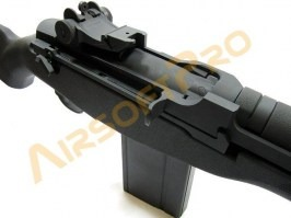Airsoft rifle M14 Socom R.I.S. (CM.032A) - black [CYMA]