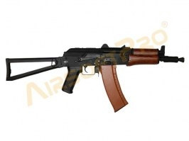 Airsoft rifle AKS 74 UN - full metal, wood (CM.035A G55) [CYMA]