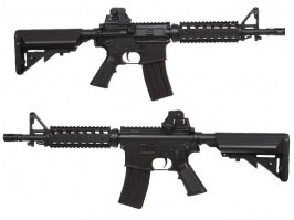 Airsoft rifle M4 CQB Sportline (CM.506) - black [CYMA]
