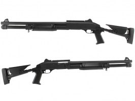 Airsoft shotgun M1014 with the tactical ABS stock, long(CM.373) [CYMA]
